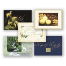 Sympathy Assorted Pack (25 Cards)