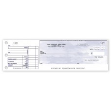 Standard One-to-a-Page Cheque - W438 / 438 / 438-1 / W438-1