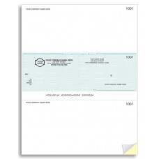 Standard Middle Cheques - Laser/Inkjet (Single Copy) - W9039
