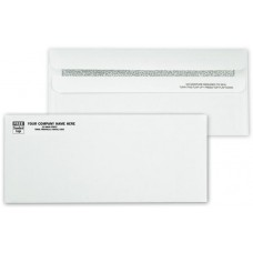 No. 10 Envelopes, Confidential Security Tint, Self Seal - 712