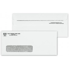 No. 10 Envelopes, Single Window, Security Tint, Self Seal - 713