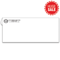 No. 10 Business Envelopes - W740
