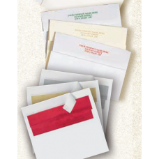 Custom Holiday Self-seal Envelope Imprint Add-on