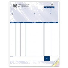 "Laser 11"" Invoice - (Single Copy) - W6551 / 6551"