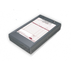 High-Impact Plastic Portable Register - W925
