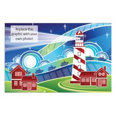 "4"" x 6"" Custom Postcards (Full color front, Full color back)"