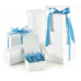 One-Piece Gift Box Assortment (120 Boxes) - White or Kraft