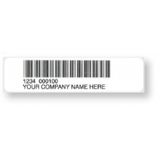 PARS Bar Code Labels - W8081