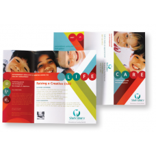 Half-fold Brochures Full Color - TFB44