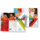 Tri-fold Brochures Full Color - TFB44