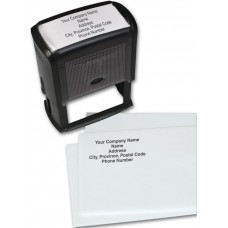 Self-Inking Stamps (Large - 6 Lines) - W8834