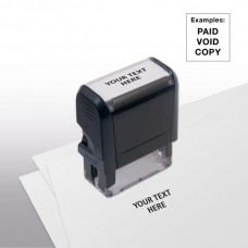 Self-Inking Stamps (Small - 2 Lines) - W103046