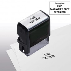 Self-Inking Stamps (Medium - 2 Lines) - W103047