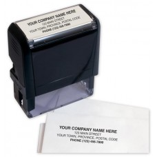 Self-Inking Stamps (Medium - 5 Lines) - W8824