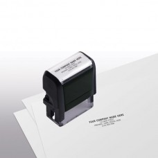 Self-Inking Stamps (Small - 4 Lines) - W8844S