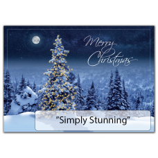 Custom Holiday Greeting Cards 2020 - Non-Logo Version