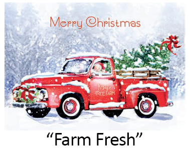 Custom Christmas Cards Canada